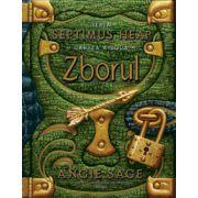 ZBORUL- cartea a doua Seria SEPTIMUS HEAP