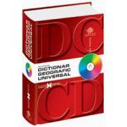 Dicţionar geografic universal Cu CD-ROM