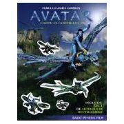 Avatar. Carte cu abtibilduri reutilizabile