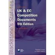 Blackstone s UK & EC Competition Documents 5/e