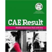 CAE Result!, New Edition Workbook Resource Pack with key