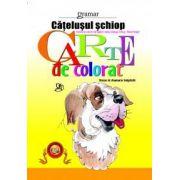 Carte de colorat 2 - Catelusul schiop