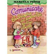 Comunicare. Culegere de exercitii pentru clasele I-IV