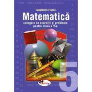 Matematica, culegere pentru clasa a V-a