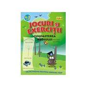 Jocuri si exercitii - Cunoasterea mediului 6-7 ani