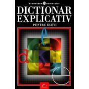 Dicţionar explicativ pentru elevi - Ed. II