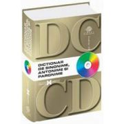 Dictionar de sinonime, antonime si paronime Cu CD-ROM