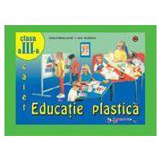 Educatie plastica. Caiet, clasa a III-a