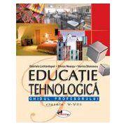 Educatie tehnologica, ghidul profesorului – clasele V-VIII