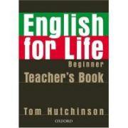 English for Life Beginner Teacher's Book Pack
