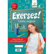 Exersez! Limba engleza (clasele a II-a - a III-a)