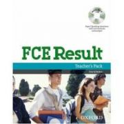 FCE Result Teacher's Pack including Assessment Booklet with DVD and Dictionaries Booklet