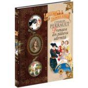 Cele mai frumoase povesti (vol. 3) - Frumoasa din padure adormita (CD audio inclus)