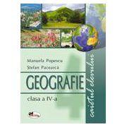 Geografie clasa a IV-a. Caietul elevului