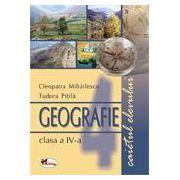 Geografie, clasa a IV-a. Caietul elevului
