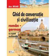 Ghid de conversatie roman-german, cu suport multimedia