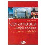 Gramatica limbii engleze, clasele I-IV