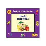 Invat fructele - pliant cartonat