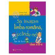 Sa invatam limba româna, jucându-ne!
