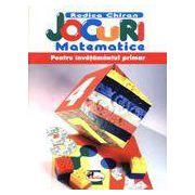 Jocuri matematice. Clasele I-IV