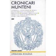 Letopisetul cantacuzinesc. Cronica Balenilor. Viata lui C-tin Brancoveanu. Cronica lui N. Mavrocordat