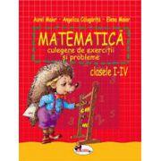Matematica. Culegere de exercitii si probleme clasele I-IV