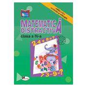 Matematica distractiva, clasa a IV-a