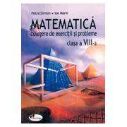 Matematica. Culegere de exercitii si probleme – clasa a VIII-a