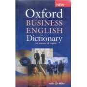 Oxford Business English Dictionary ( for learners of English ) - with CD-ROM