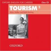 Oxford English for Careers Tourism 1 Class Audio CD