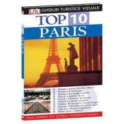 Top 10 PARIS - Ghid turistic vizual