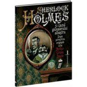 Sherlock Holmes şi cazul giuvaierului albastru