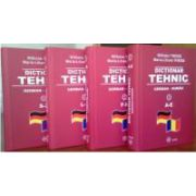 Dictionar TEHNIC GERMAN ROMAN (4 volume)