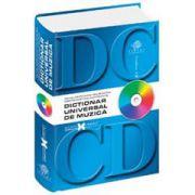 Dictionar universal de muzică Cu CD-ROM