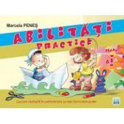 Abilitati practice. Caietul elevului clasa I. Marcela Penes
