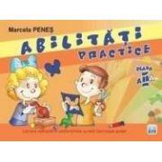 Abilitati practice clasa a II-a - Caietul elevului - Marcela Penes