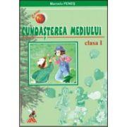 Cunoasterea mediului - Caietul elevului clasa I - Marcela Penes