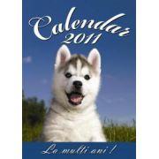 Calendar cu Catei 2011