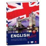 English today (volumul 1). Curs de engleza pentru incepatori nivel unu