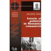 Istorie si politica in Romania comunista