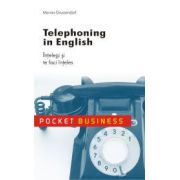 TELEPHONING IN ENGLISH (Pocket business)