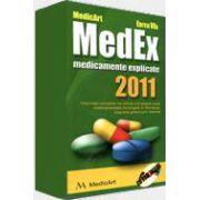 MedEx 2011 cu CD-rom - Medicamente explicate