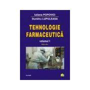 Tehnologie farmaceutica. Volumul I (ed. 2011)