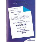 Ghid pentru bacalaureat de nota 10 la biologie clasele IX-X 2012