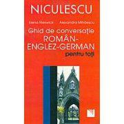 Ghid de conversatie trilingv roman-englez-german