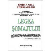Legea somajului - editia a XIII-a - 9 februarie 2011 Legea somajului - editia a XIII-a - 9 februarie 2011