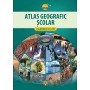 Atlas geografic şcolar pentru clasele IX-XII