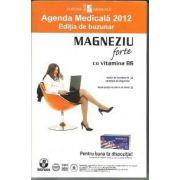 Agenda Medicala 2012 - Editie de buzunar