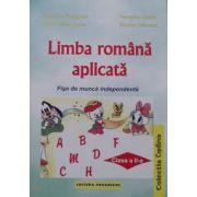 Limba romana, fise de munca independenta pentru clasa a II-a