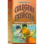 Culegere de exercitii: limba romana, cominicare: clasa a II-a